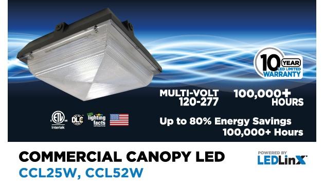 CCL LED Series