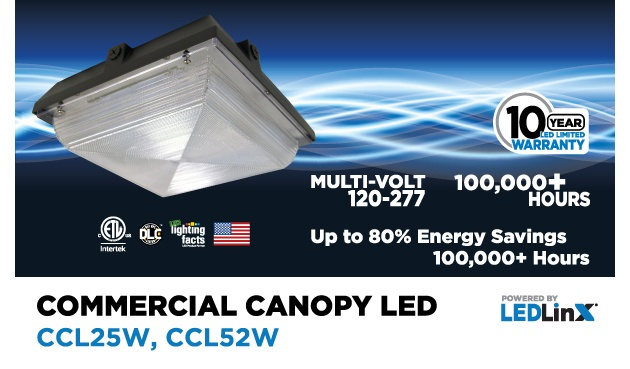 CCL LED Series