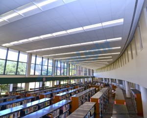 The Woodlands High School Library