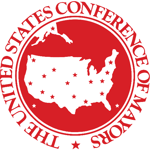 United States Conference of Mayors logo