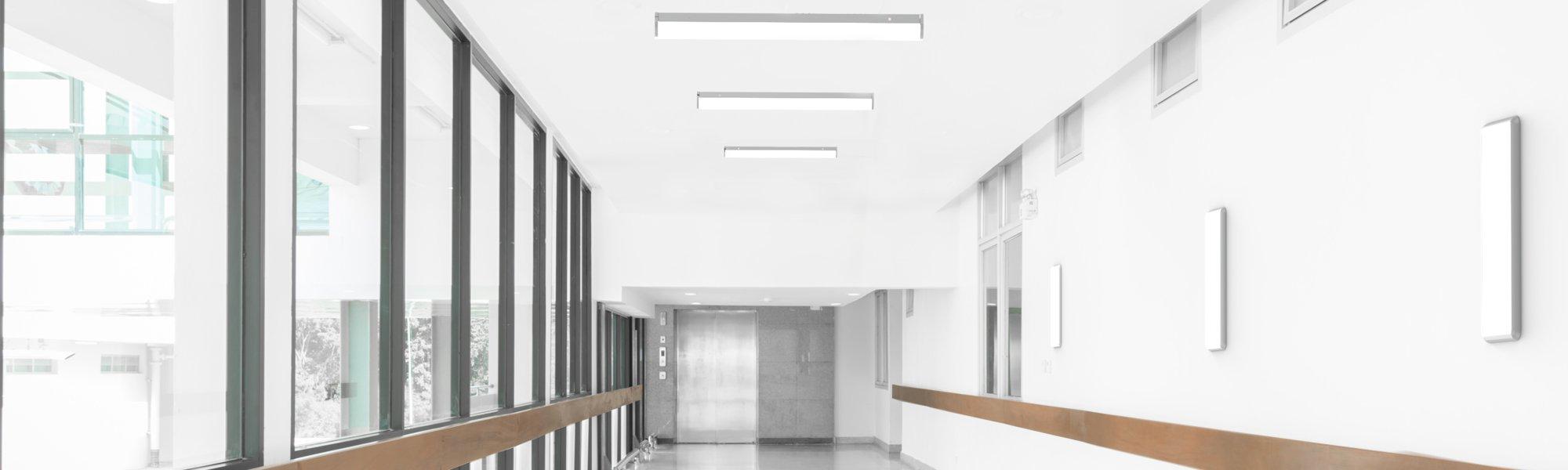 Vigor Tamper Proof LED Lighting