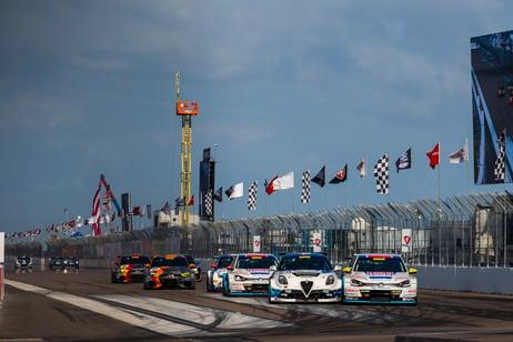 Risi Competizione Alfa Romeo Race