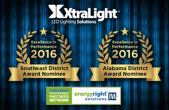 XtraLight Recognized for Excellence in Performance from TVA