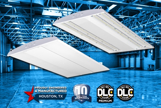 Slim High Bay LED Now DLC Premium