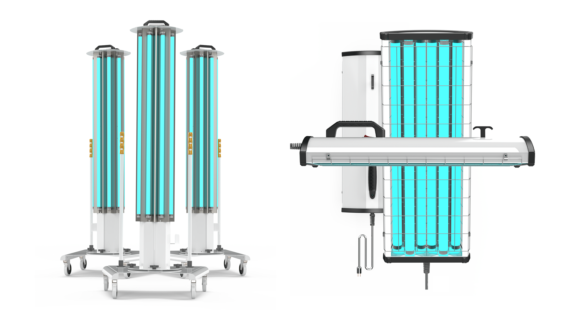 Introducing UVC Disinfection System